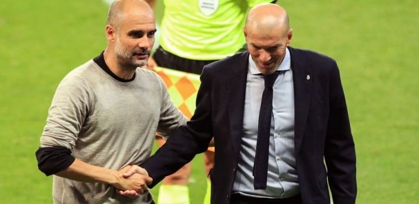 Champion's League : Ce qu'a dit Pep Guardiola à Zidane après le match !